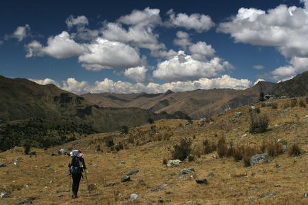 cordillera: Trekking in Peru