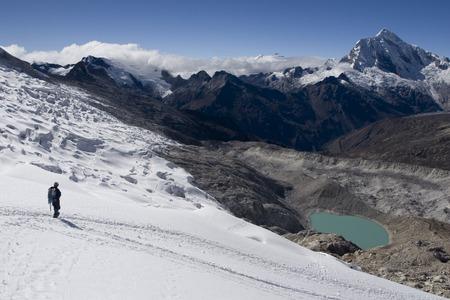 cordillera: Climbing in Cordillera Blanca