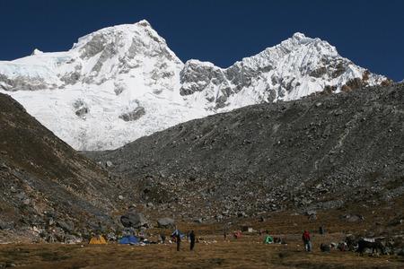 cordillera: Cordillera Blanca, Huandoy