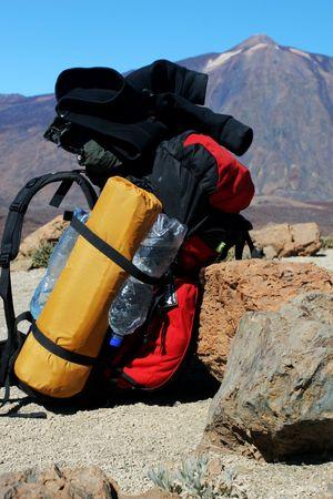 loaded: Loaded backpack