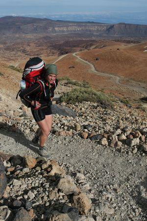 Hiking Stock Photo - 3896091