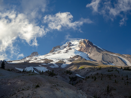 Mount Hood National Forest, Frog Lake View