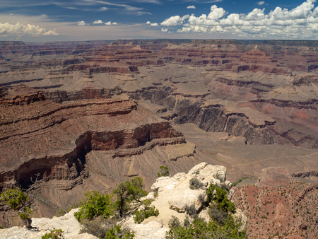 Grand Canyon National Park, South Rim, Arizona  Nevada, USA : [ Canyon panoramic views, Colorado river ]