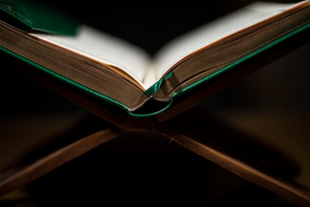 pages of holy koran the testament Stock Photo - 20251114