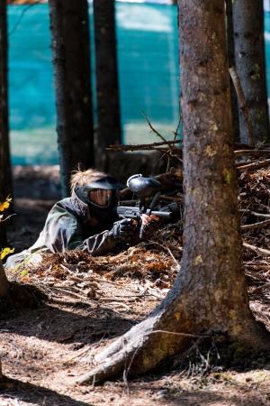 Sniper Aiming Gun photo