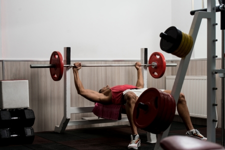 body building: Bench Press Workout