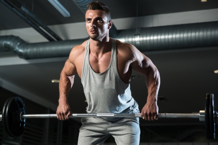 pull over: Bent Over Row Workout For Back