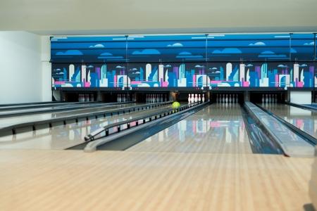 Ten Pin Bowling photo