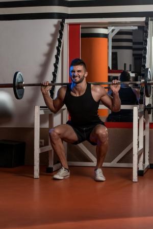 squats: Barbell Squats