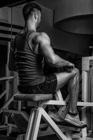leg muscle fiber: Thats How You Train Legs Calves
