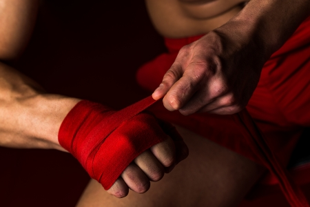 ultimate: Ultimate Fighter Getting Ready