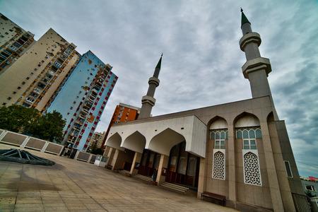 sarajevo: Mosque In Sarajevo