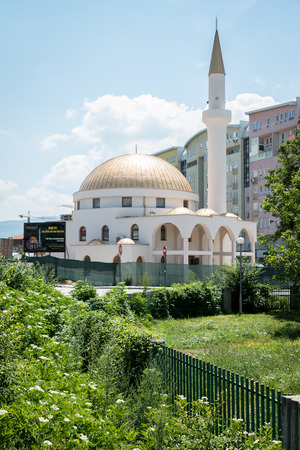 ibn: Mosque Omer Ibn El-Hattab Editorial