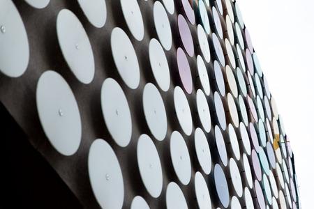 sleek: Modern Building Sleek Iconic Architecture Of Giant Store Exterior