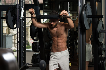 hairy chest: Resting Between Sets And Exercises