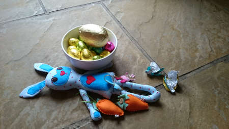feast: Easter feast