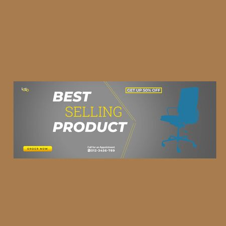 Best Selling Product Banner Template