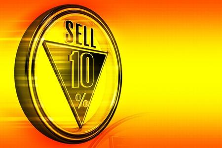 sell 10 percent photo