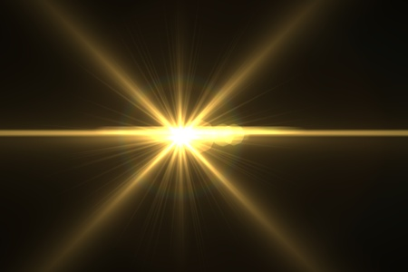 Lens flare abstract background  Asymmetric light rays Stock Photo - 12949995