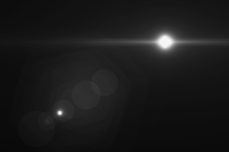 Lens flare abstract background  Asymmetric light rays Stock Photo - 12950101