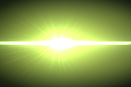 Lens flare abstract background  Asymmetric light rays Stock Photo - 12954401