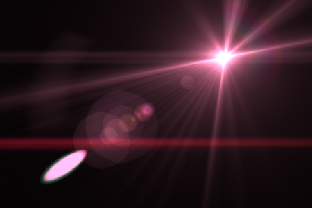 Lens flare abstract background  Asymmetric light rays Stock Photo - 12977527