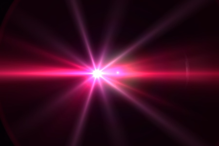 Lens flare abstract background  Asymmetric light rays Stock Photo - 13298593