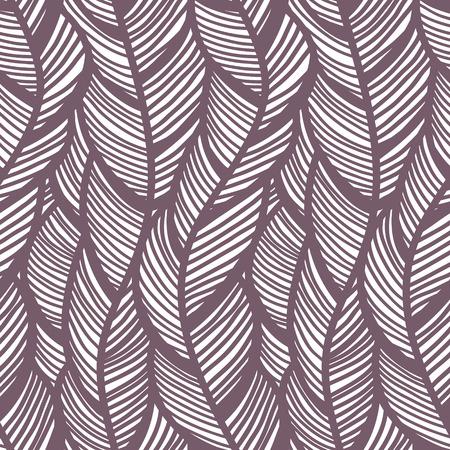 Seamless fond de plumes abstraites Vecteurs