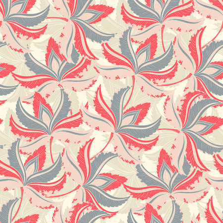 Seamlesssummer palm background pattern Decorative backdrop for fabric, textile, wrapping paper, card, invitation, wallpaper, web design