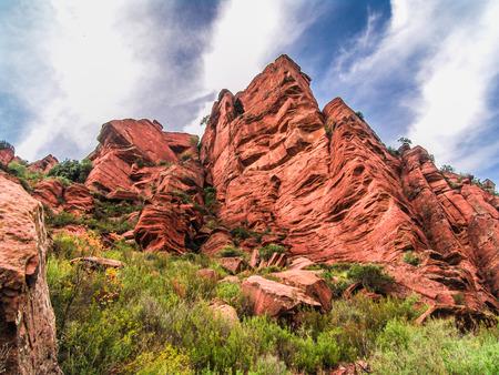 carboniferous: Old Red Sandstone, sedimentary rock
