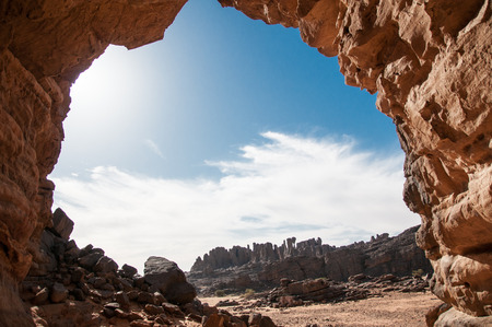 parch: Adventure in the Tassili Ahaggar, Algerian Sahara