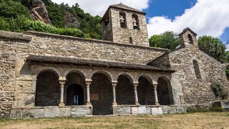 romanesque: Romanesque church of Sant Jaume de Queralbs, Girona, Catalonia, Spain
