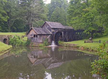 gristmill: Mabry Mill is located on the Blue Ridge Parkway in Virginia.  Mabry Mill is owned and operated by the National Park Service-Blue Ridge Parkway.  Mabry Mill is Public Property-no property release is necessary.