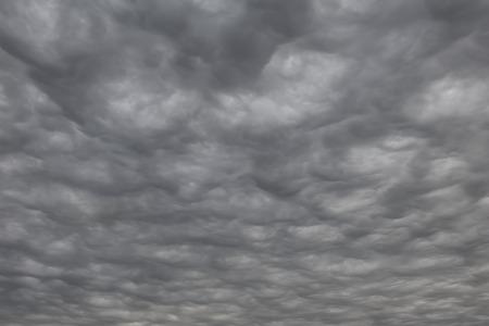 hondo: Unique cloudscape in the sky above the Hondo Texas area.