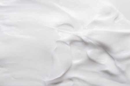 texture of cosmetic body care cream background Stock Photo