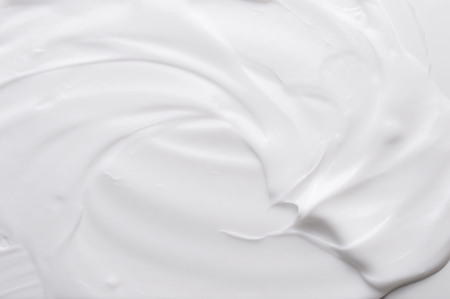 texture de fond de crème de soin du corps cosmétique
