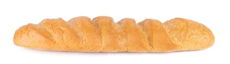 one tasty whole bread isolated on white background 写真素材