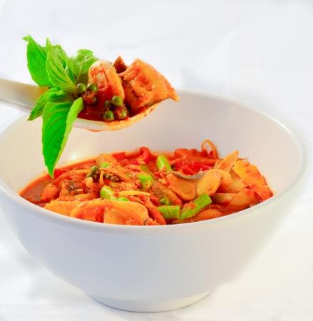 pork Curry , Thai cuisine , thaifood photo