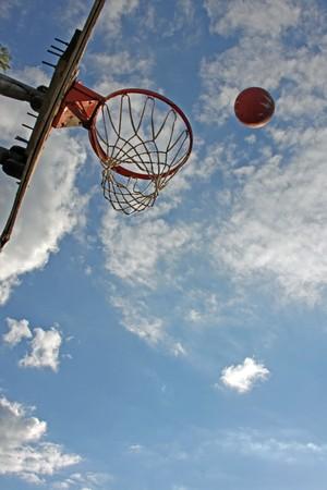 shot: Basketball Shot