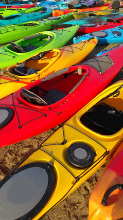 Kayak Colors