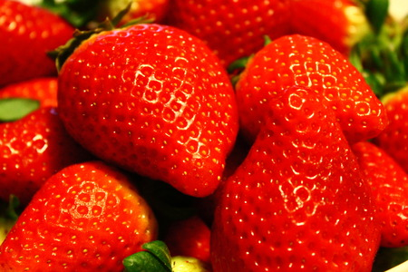bacca: Strawberries