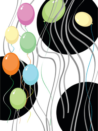 bash: party Illustration
