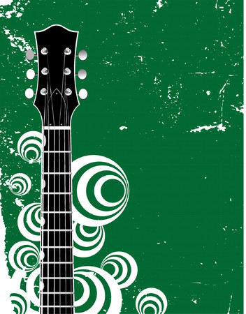 guitar Stock Vector - 1242959
