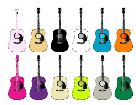 accords: guitars