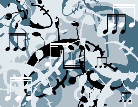 curled up: music