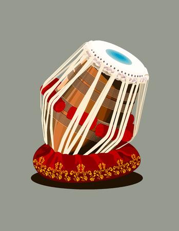 pop musician: tabla