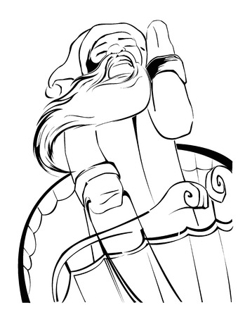 kringle: santa