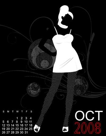 saturday night: october