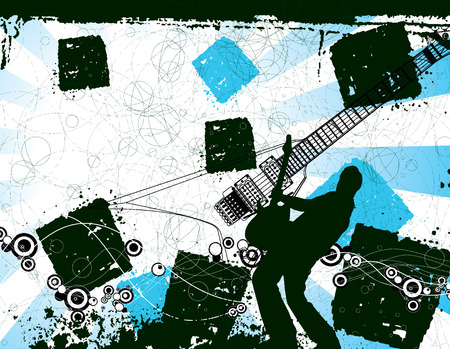 accords: grunge Illustration