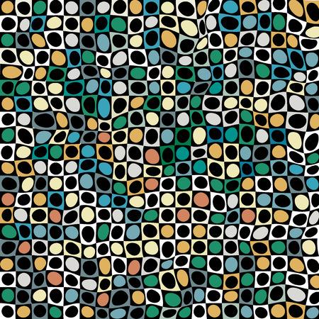 webbing: abstract Illustration